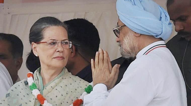 sonia gandhi, manmohan singh, UPA rule, Narendra Modi, Kisan rally, Congress Kisan Rally, ravi shankar prasad, BJP, rahul gandhi, india news, india politics, latest news