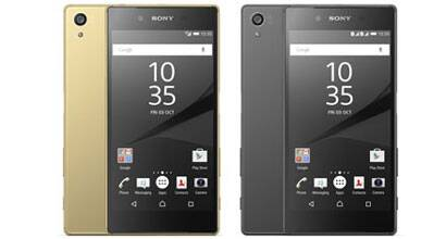 Sony Xperia Z5 series with 4K screen shown at IFA 2015: A closer look