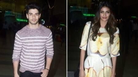 Sooraj pancholi, Athiya Shetty, Hero, Salman Khan Films, Sooraj Pancholi Hero, Sooraj Athiya, Sooraj Athiya Hero, Sooraj pancholi Athiya Shetty, Athiya Shetty Hero, Sooraj Pancholi Athiya Shetty Hero, hero movie, Hero movie 2015, Salman khan Hero, Entertainment news