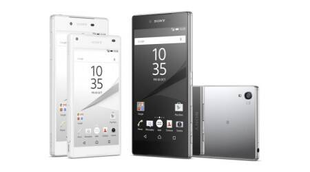 Sony Xperia Z5 smartphones come with 4K screen, fingerprint sensor