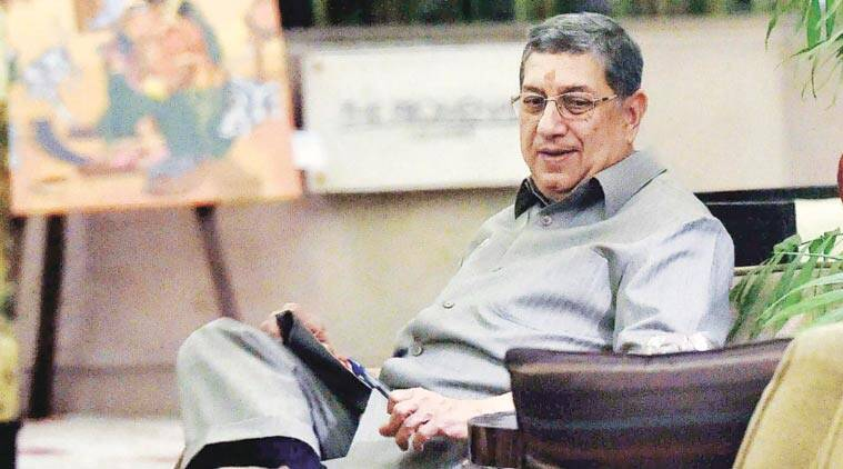 Srinivasan has sold stakes to wriggle out of the conflict of interest case which surfaced as he owned stakes in an IPL team despite holding position in the BCCI.