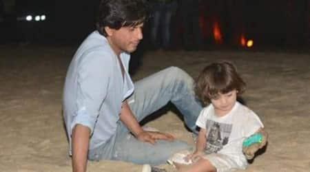 Shah Rukh Khan, abram, Shah Rukh Khan son, Shah Rukh Khan movies, Shah Rukh Khan news, Shah Rukh Khan dilwale, Shah Rukh Khan abram, dilwale movie, rohit shetty, rohit shetty dilwale, entertainment news