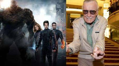 Stan Lee jokes about 'Fantastic Four' failure