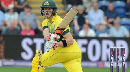 Smith heroics in vain as Eng beat Aus in T20I