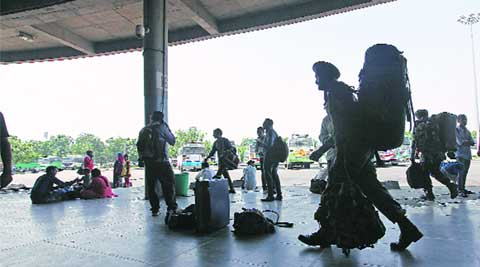 Trade unions' strike: Commuters left stranded as buses stay off roads