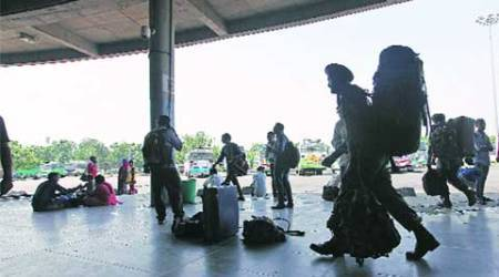 Trade unions' strike: Commuters left stranded as buses stay offroads