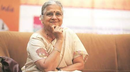 Sudha Murthy, Writer Sudha Murthy, Sudha Murthy Yours Truly session, Pune literature festival, Pune International Literary Festival, Pune news, India news