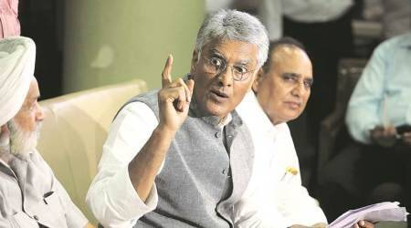 SAD dharnas: Attempt to murder case against Akalis still stands, says Sunil Jakhar