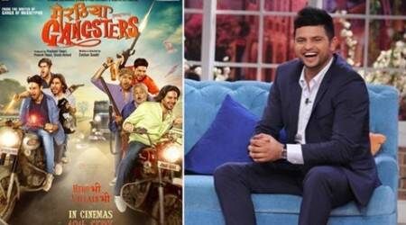 Suresh Raina to croon for Bollywood film