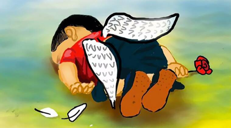 Refugee child adoption syrian war middle east news world east news