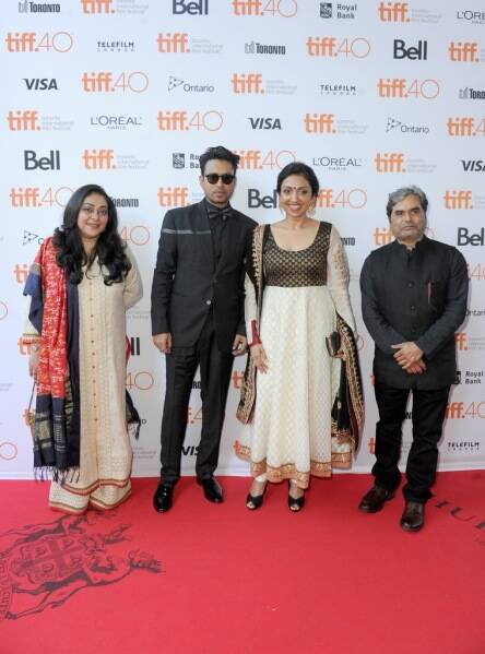 Talvar, Talvar Movie, Talvar Trailer, Meghna Gulzar, Konkona Sen Sharma, Irrfan khan, Talvar Movie Premiere, Meghna Gulzar Talvar, Konkona Sen Sharma Talvar, Irrfan Khan Talvar, Meghna Gulzar Talvar Movie, Vishal Bhardwaj, Toronto Film Festival, Entertainment news