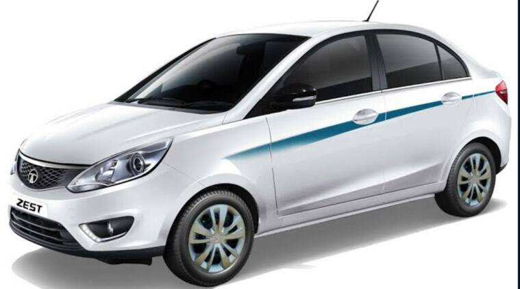Tata launches Zest Anniversary Edition  The Indian Express