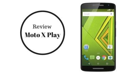 Moto X Play Video Review