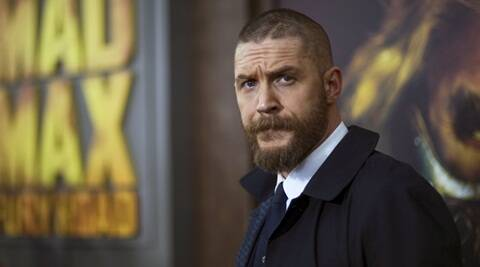 Tom Hardy, actor Tom Hardy, Tom Hardy movies, Tom Hardy upcoming movies, Tom Hardy news, entertainment news