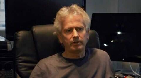 Tony Banks wins top prize at London's Progressive Music Awards