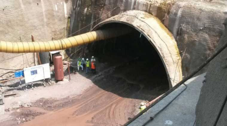 Bilaspur district, workers trapped, underconstruction tunnel, nation news, india news