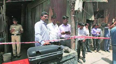 Twin Blasts: Explosion at scrap shop kills one; bomb shell found on the spot