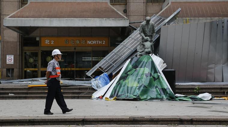 china typhoon, taiwan typhoon, Typhoon Dujuan, typhoon in china, china news, taiwan news, world news, asia news, latest news