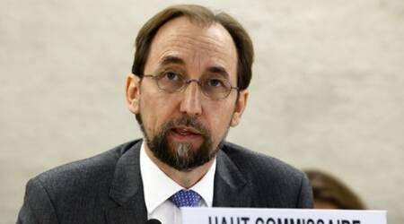 UN rights chief calls for hybrid courts to probe Lanka human rights abuses