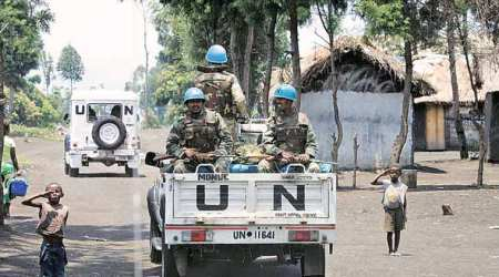 Indian peacekeepers rebuild bridge in record time in South Sudan