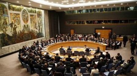 UNited nations, syria resolution, Russia resolution, russia syria resolution, russia resolution unaccepted, russia resolution rejected, unioted nations security council, UNSC, world news, indian express