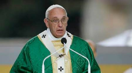United Nations, Pope, Pope Francis, Pope Francis, Pope Francis US visit, US Pope Francis, Pope New York, pope US, world news, indian express news