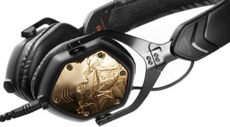 3D printing, V-Moda, V-Moda headphones, 3d printed V-Moda headphones, headphone zone, gold headphones, best headphones in India, technology news