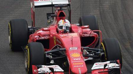 Singapore GP: Sebastian Vettel snatches pole