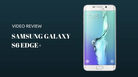 Samsung Galaxy S6 Edge+ Video Review