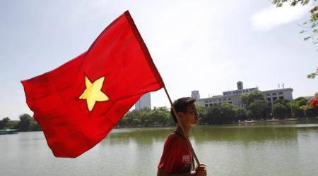 "Vietnam police arrest dissident for attempt ""to overthrow government"""