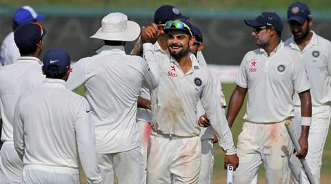 India close in on rivals Pakistan in latest ICC Test rankings after series win over Sri Lanka