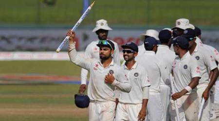 VIDEO: Indian players celebrate in dressing room after historic feat