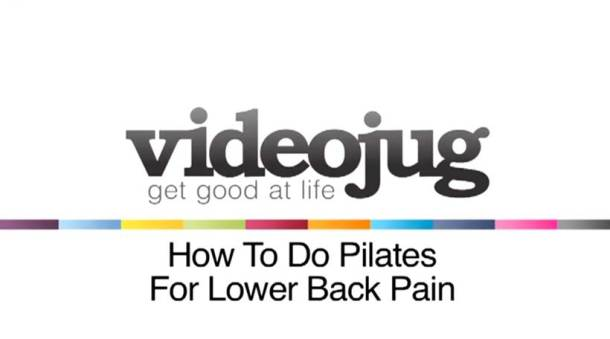 Alleviate your lower back pain with Pilates