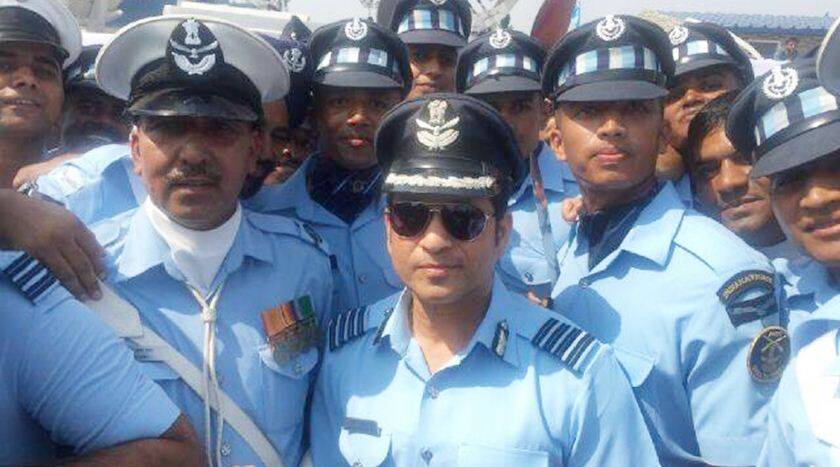 Sachin Tendulkar, Sachin Tendulkar India, India Sachin Tendulkar, Sachin Tendulkar Indian Air Force, IAF Sachin Tendulkar, Sachin Tendulkar India, Cricket News, Cricket