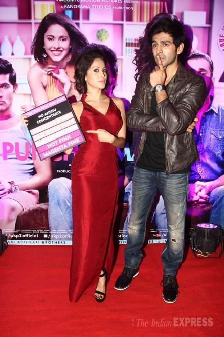 PHOTOS: 'Pyaar ka Punchnama 2' team celebrates the film's ...