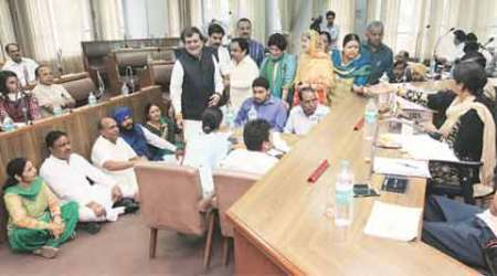 MC House slams UT  'dictatorship', turns down moves on paid parking, house tax in 5 villages