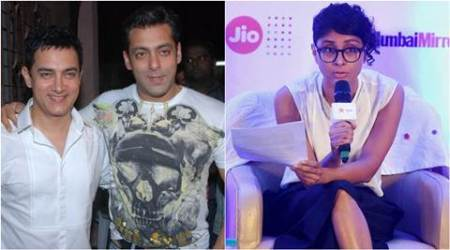 #Exclusive Kiran Rao refuses to comment on alleged Aamir-Salman spat; says will talk in 'gossip' session