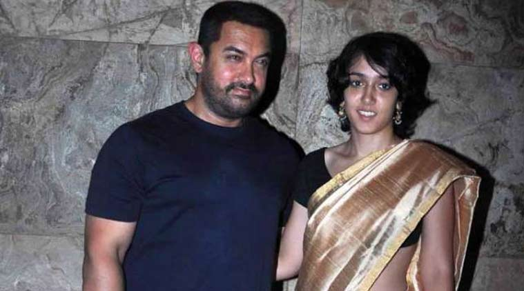 Aamir Khan buys daughter Ira's painting | The Indian Express