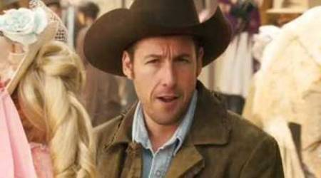 Adam Sandler's controversial Netflix film 'The Ridiculous Six' debuts trailer