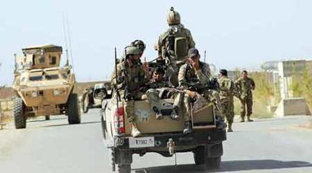 Afghan troops push into city of Kunduz, Taliban in retreat