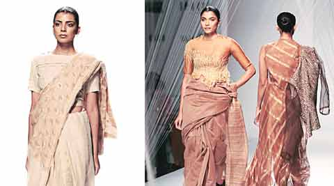 Amazon India Fashion Week Spring-Summer 2016: In the Folds of Style