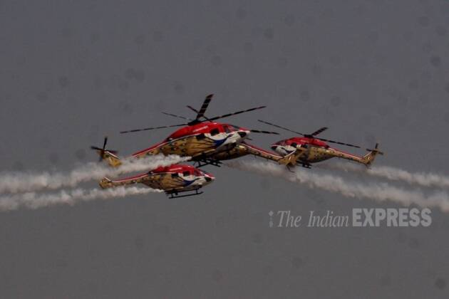 air force day, indian air force, air force show, aerial feats, iaf aerial feats, india news, iaf sukhoi feats, iaf sukhoi, air force day pictures, top pictures, latest pictures