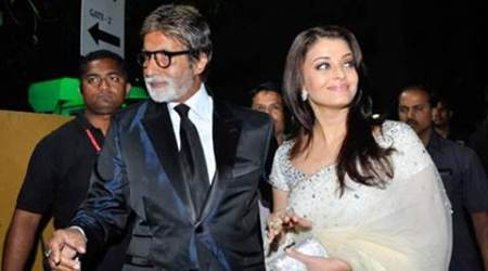 Aishwarya says her Big B will forever be iconic