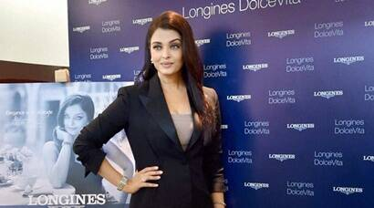 Aishwarya Rai Bachchan is a sleek Goddess