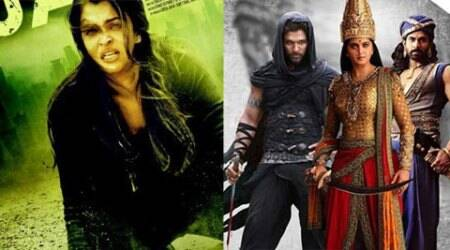 Aishwarya's 'Jazbaa' Vs Anushka Shetty's 'Rudramadevi' this Friday
