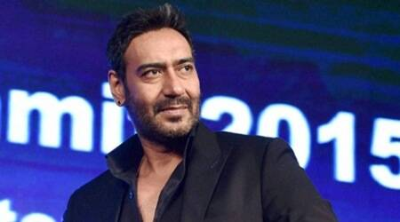 Ajay Devgn, Ajay Devgn Films, Ajay Devgn Bollywood Films, Ajay Devgn CII Big Picture Summit 2015, Ajay Devgn Indian Film industry, Entertainment news