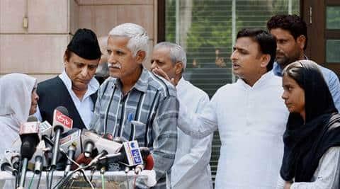dadri lynching, dadri killing, akhilesh yadav, uttar pradesh CM, Mohammad Akhlaq, beef ban, beef rumor killing, Uttar pradesh news, india news, latest news