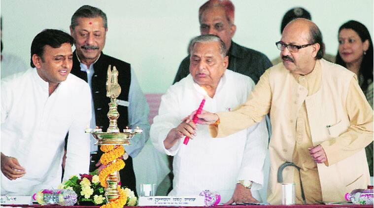Mulayam Singh Yadav, UP development, Akhilesh Yadav, UP CM Akhilesh Yadav, UP Development Akhilesh Yadav, Politics news,