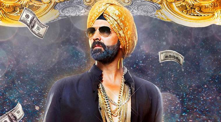 singh is bliing, singh is bling, singh is bliing review, singh is bling review, singh is bliing movie, singh is bliing movie review, singh is bliing release, singh is bliing akshay kumar, Akshay Kumar, Amy Jackson, Lara Dutta, Kay Kay Menon, Rati Agnihotri, Yograj Singh, Anil Mange, Arfi Lamba, Kunal Kapoor, prabhudheva