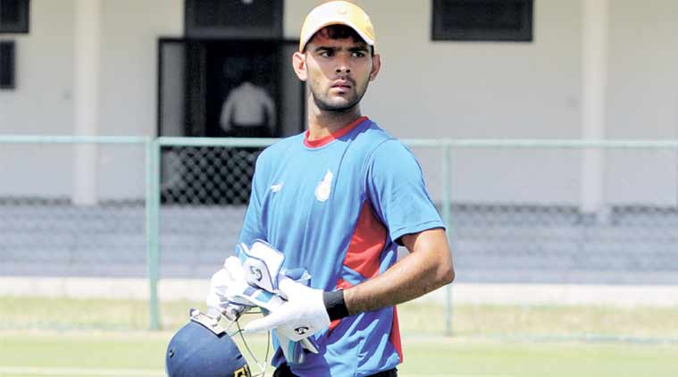 Ahlawat hails from Panipat, where he first played cricket. Rohit Jain Paras